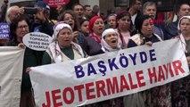 İzmir'de jes iznine çevrecilerden tepki