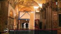 Italie : les images impressionnantes de Venise, inondée après une marée haute historique
