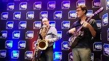 Blackstick Trio - The chant (Mel Stitzel) - Live France Bleu Cotentin