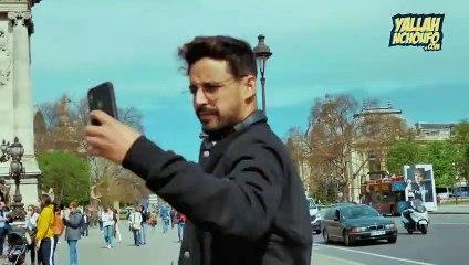 VLOG 2 ⎜Dans les rues de Paris avec Yassine Jarram⎜نتساراو فباريس مع ياسين جرام