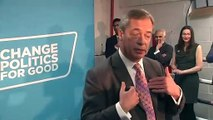 Farage: I'm not for sale