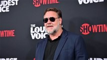 Russell Crowe flees to safety as bush fires engulf Australian home