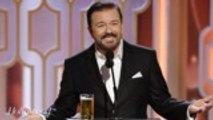 Ricky Gervais Set to Host 2020 Golden Globes | THR News