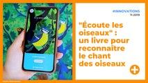 """""""Écoute les oiseaux"""" : un livre pour reconnaître le chant des oiseaux"""