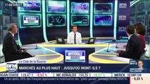 Le Club de la Bourse: Vincent Guenzi, Sophie Chauvellier, Yves Maillot et Réda Aboutika - 13/11