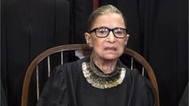Ruth Bader Ginsburg Out Of Court Due To Illness