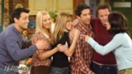 'Friends' Cast, Creators In Talks to Reunite on HBO Max   THR News