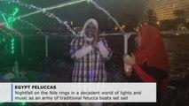 Rhythms of Arabia aboard Egyptian boats on the Nile