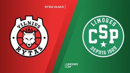7Days EuroCup Highlights Regular Season, Round 7: Rytas 92-78 Limoges