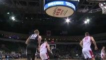 Luka Samanic Posts 17 points & 10 rebounds vs. Memphis Hustle