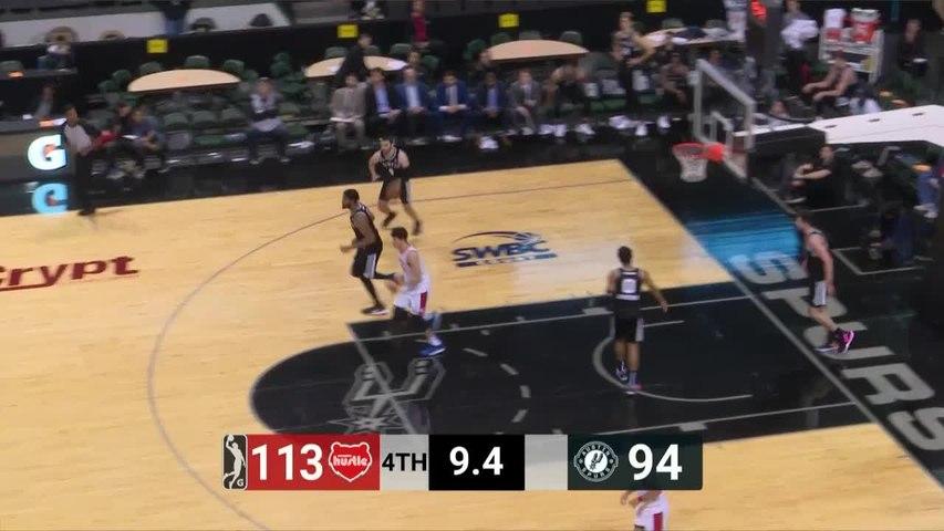 Dusty Hannahs (22 points) Highlights vs. Austin Spurs