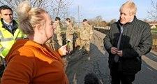 Boris Johnson, bölge halkı tarafından tepkiyle karşılandı: Burada ne işiniz var?