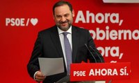 """El PSOE descarta la """"gran coalición"""" con el PP pero se abre a compartir Moncloa con Podemos"""