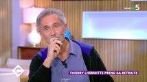 Thierry Lhermitte raconte la fois où il a piégé Isabelle Huppert avec... de fausses flatulences dans C à vous