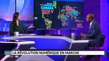 Laurent Lamothe: le continent africain est en pleine révolution digitale - 13/11/2019