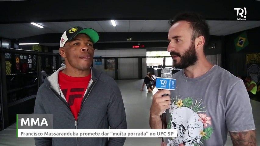 Francisco Massaranduba promete dar