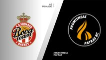 AS Monaco - Promitheas Patras Highlights | 7DAYS EuroCup, RS Round 7