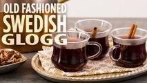 Old Fashioned Swedish Glogg