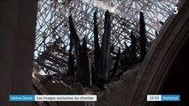 Incendie de Notre-Dame de Paris : plongée au cœur du chantier
