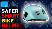 This smart helmet will keep you safe on the road — Future Blink