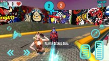 Light Bike Stunt Racing Game - Extreme Motorcycle Racing Games - Android GamePlay