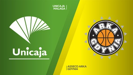 7Days EuroCup Highlights Regular Season, Round 7: Unicaja 91-69 Arka