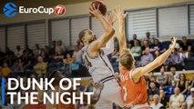 7DAYS EuroCup Dunk of the Night: Kyle Weems, Segafredo Virtus Bologna