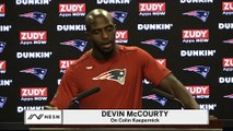 Devin McCourty On Colin Kaepernick Getting Workout From NFL