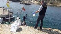 La Guardia Civil investiga a más de 70 personas por vertidos ilegales que contaminan el mar