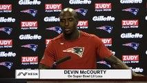 Super Bowl LII Loss Still Sticks With Devin McCourty
