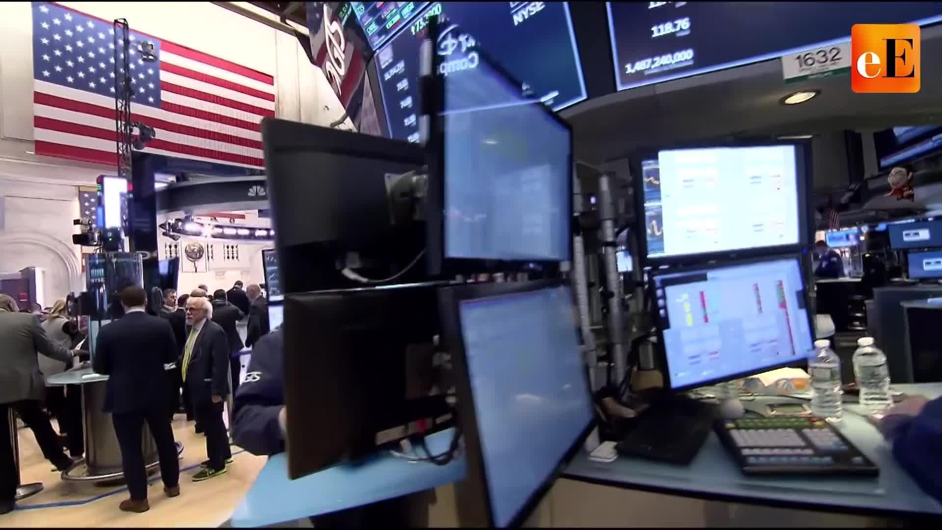 Wall Street borra las caídas de noviembre tras escuchar a Powell