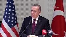 """Cumhurbaşkanı Erdoğan: """"ABD Temsilciler Meclisi'nin aldığı Ermeni Soykırımı kararı utanç kaynağıdır."""