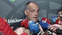 """""""LaLiga SportsTV es un proyecto ambicioso para el deporte español y el futuro"""""""