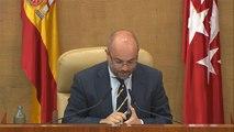 Isabel Díaz Ayuso, elegida presidenta del primer Gobierno en coalición de la Comunidad de Madrid con Aguado de vicepresidente