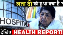 What Happened To Singing Sensation Lata Mangeshkar Here Is Her Health Report!