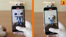 Comparativa iPhone 11 y iPhone 11 Pro