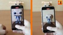 Comparativa iPhone 11 y iPhone 11 Pro