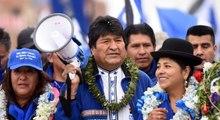 Evo Morales, a un paso de ganar las elecciones en Bolivia sin necesidad de segunda vuelta: denuncian fraude electoral