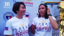 SEA GAMES 2019 : Philippine Womens National Volleyball Team on 2019 SEAG