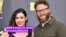 Seth Rogen spent $21, 000 on takeout food