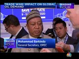 US-China trade deal will be positive for the global economy, says Mohammad Barkindo of OPEC
