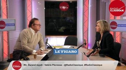 Valérie Pécresse - Radio Classique jeudi 14 novembre 2019