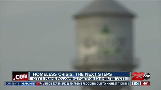 The Homeless Crisis in Bakersfield