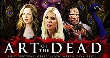 ART OF THE DEAD movie -  Tara Reid, Richard Grieco, Jessica Morris