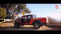 VÍDEO: Jeep Gladiator Rubicon con modificaciones de Mopar, ¡menuda bestia!