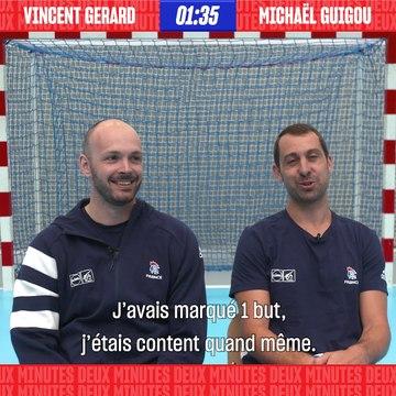 2 minutes #5 – Vincent et Michaël