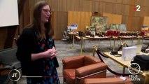 Appareils photo, bijoux, objets d'art : la vente aux enchères du ministère de l'Économie