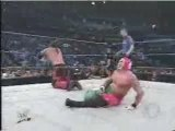 Rey Mysterio vs Matt Hardy (WWE Smackdown) [Rey wins Cruiser