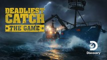 Deadliest Catch: The Game - Debut Trailer (Official Fishing Simulator 2019/2020)