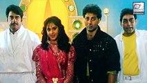Yeh Dil Hai Tumhara Song Mahurat - Meenakshi , Shatrughan Sinha, Sunny Deol, Raveena Tandon